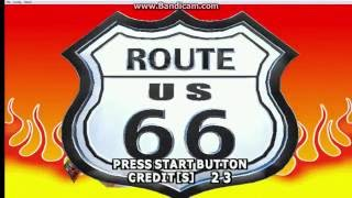 King of route 66 naomi 2 DEmul 0.7 Alpha emulator boots 2016