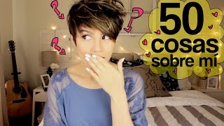 50 COSAS SOBRE MÍ - 50 FACTS ABOUT ME | MAIAH OCANDO