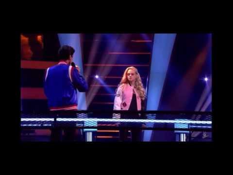 Menak Wla Meni / Verleden Tijd Battles The Voice Of Holland - Ayoub Maach & Kes van den Broek