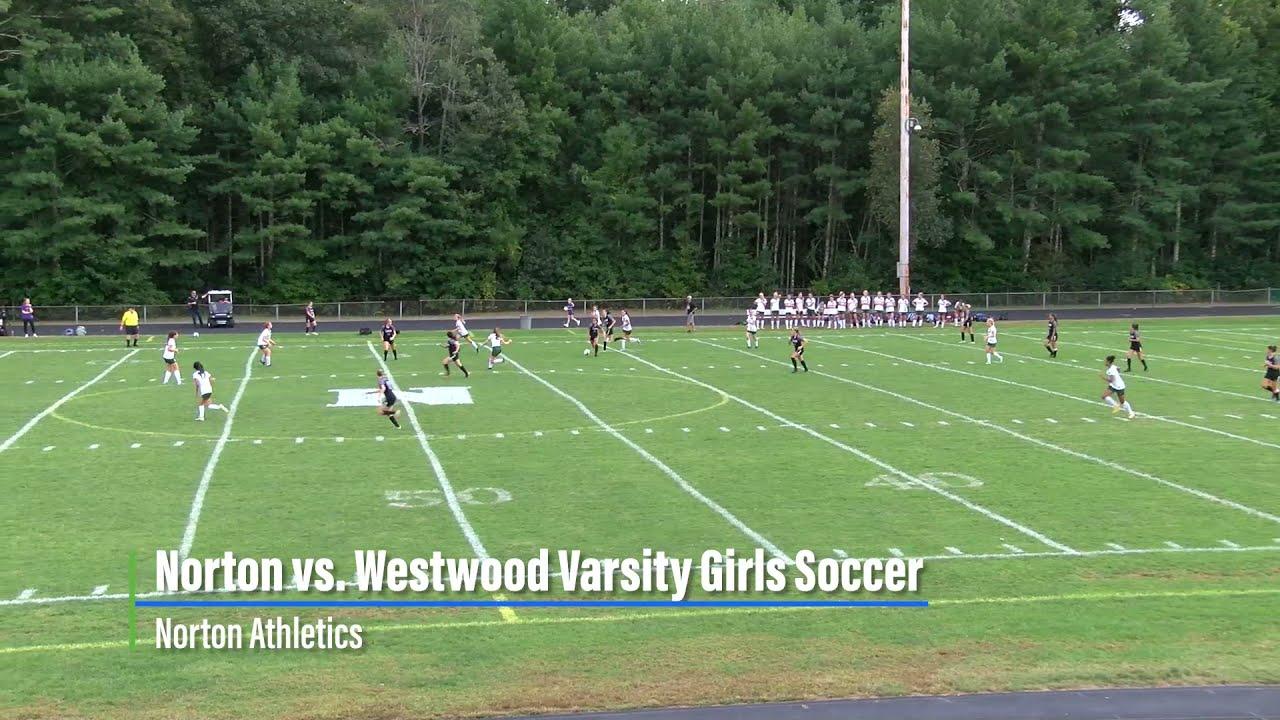 Norton vs. Westwood Varsity Girls Soccer 09/23/2021