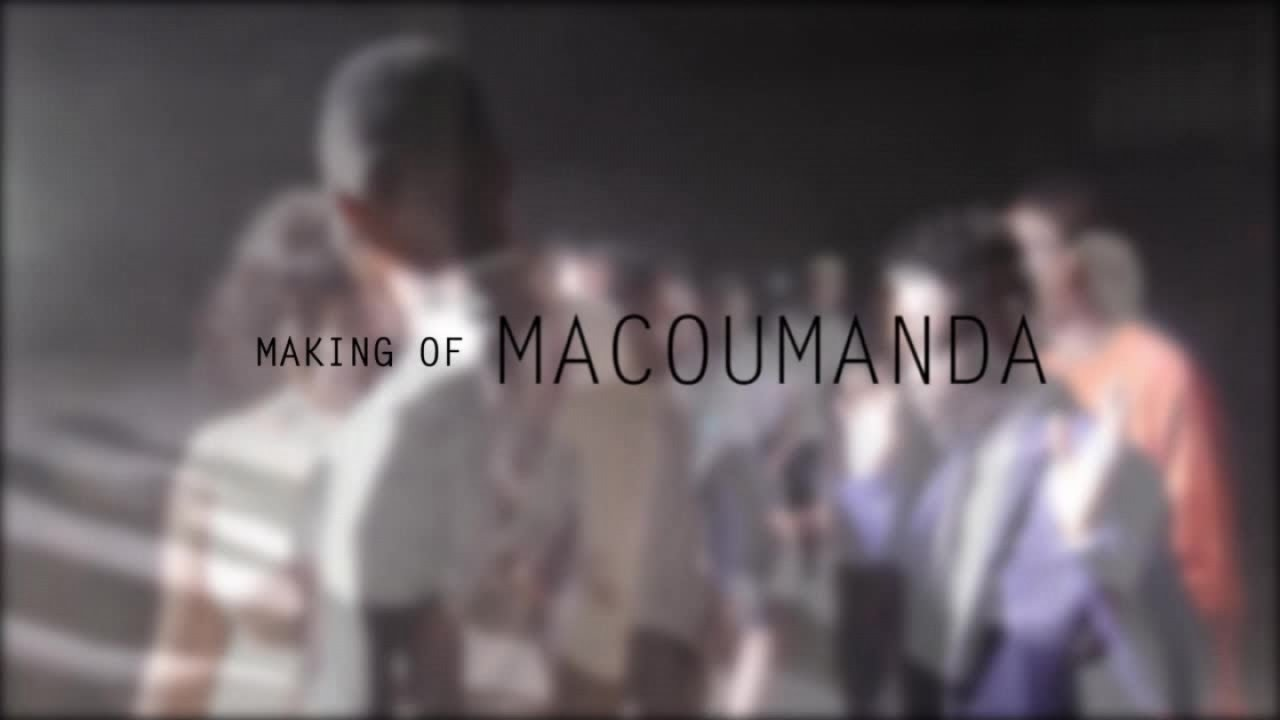 serge beynaud macoumanda video