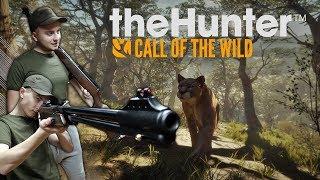 theHunter: Call of the Wild #4 MULTIPLAYER | PARQUE FERNANDO! | Bronczek & MafiaSolec
