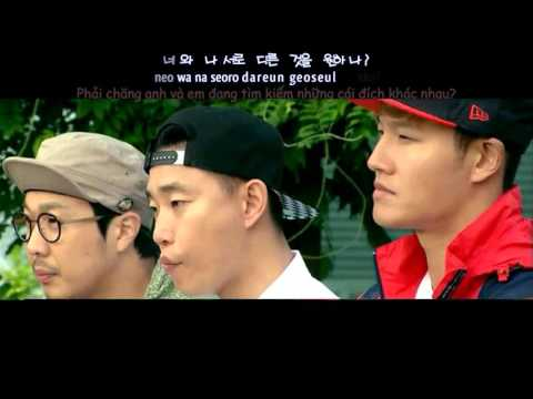 [Vietsub + Kara] Words I Want To Say To You - Kim Jong Kook ft Gary & HaHa