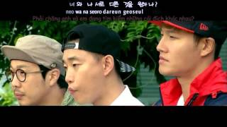 Cover images [Vietsub + Kara] Words I Want To Say To You - Kim Jong Kook ft Gary & HaHa
