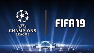 Uefa champions league ist in fifa 19!! - konami verliert die rechte!!