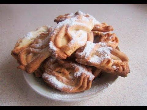 Интересный Рецепт Печенья