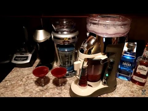 Margaritaville Bali Frozen Concoction Maker - The Man Cave MUST HAVE!!!