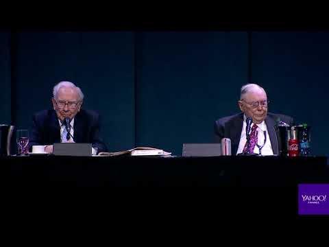 Warren Buffett speaks about Symmetry parent company, TTI at Berkshire Hathaway Shareholders Meeting