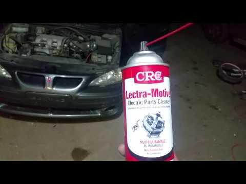 Pontiac security light wont start fix