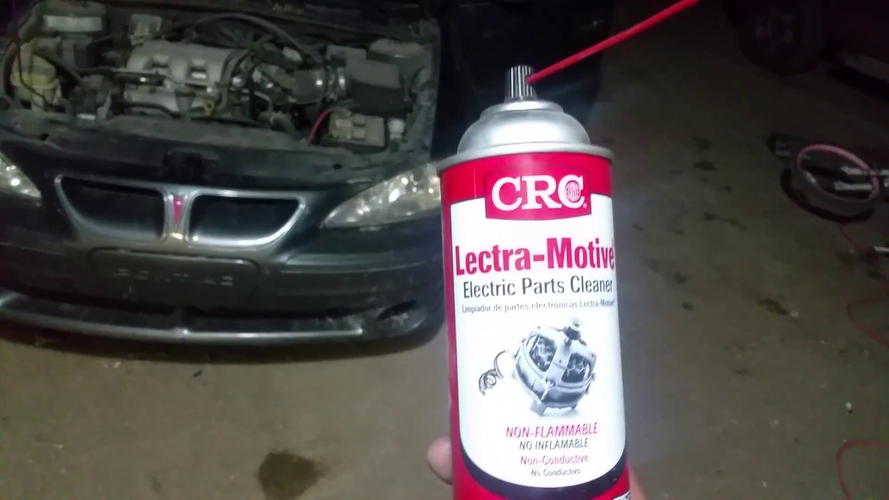 Pontiac Security Light Wont Start Fix