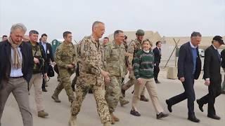 DFN:SACEUR, NATO AMBASSADORS VISIT AFGHANISTAN, REAFFIRM COMMITMENT, AFGHANISTAN, 02.23.2018