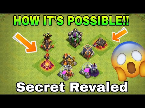 OMG😱😵!-Finally Revealed Most Popular Glitch In Clash of Clans|100% Proof!!!
