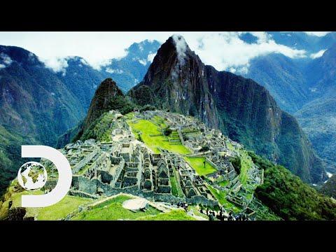 Machu Picchu's Hidden Secrets | Blowing Up History: Seven Wonders