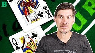 6 Signs You are a Gambler NOT a Card Counter