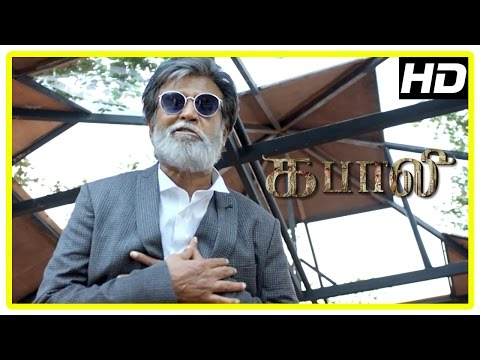 Kabali Tamil movie | Rajini Mass Scene |...