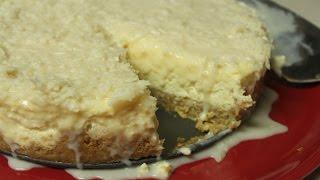 Coconut Cake Cheesecake