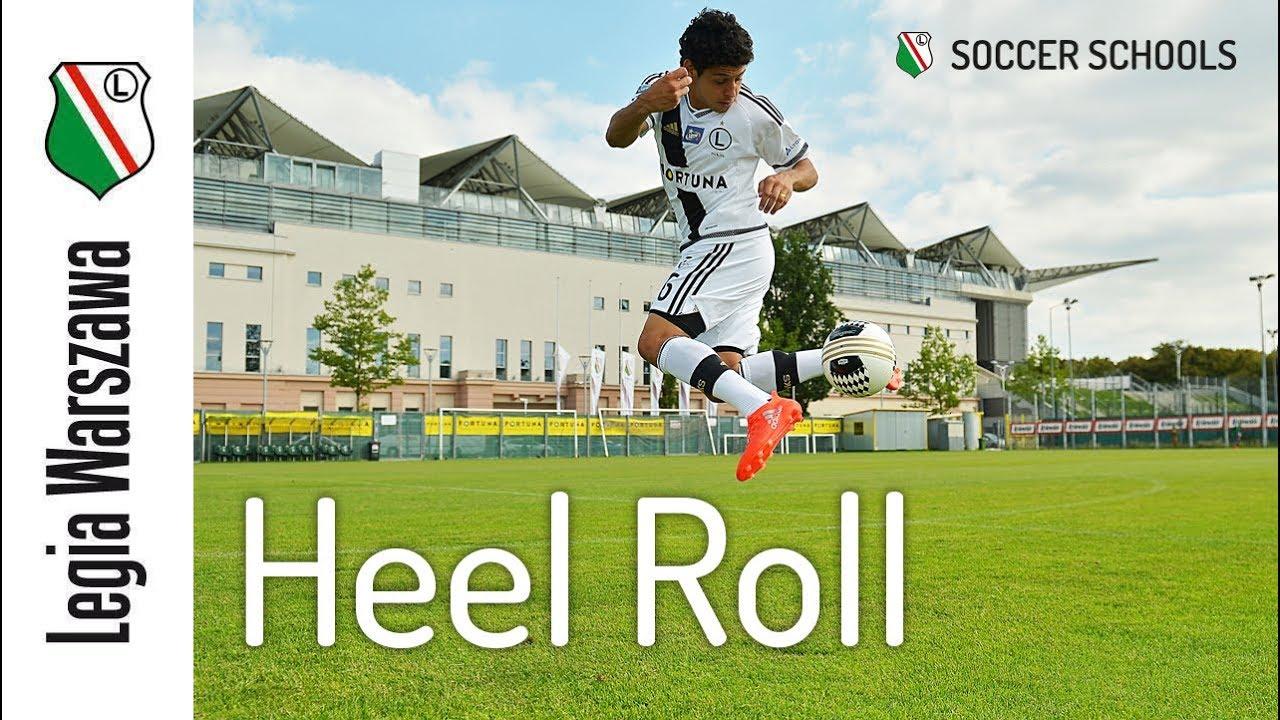 #SzkołaTechniki: Heel Roll