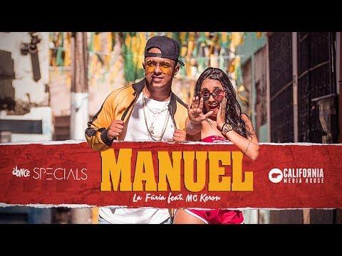 Manuel - La Furia feat. Mc Keron - Clipe Oficial | FitDance Specials