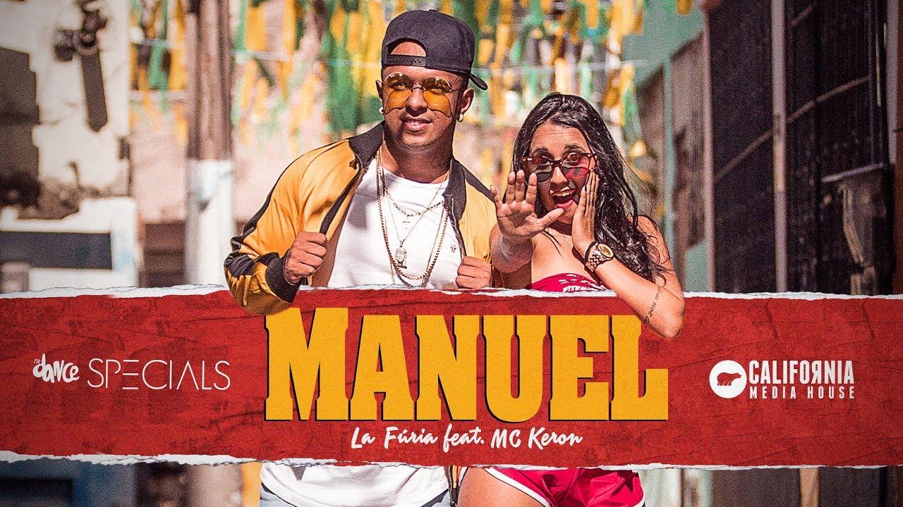 Manuel - La Furia feat. Mc Keron | FitDance Specials
