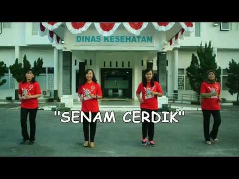 Senam CERDIK PTM - Dinas Kesehatan Provinsi Kalimantan Tengah, Bidang Bina PMK