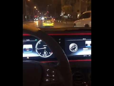 Arabada Müzik Durum Snap HD Kalite Video Mercedes