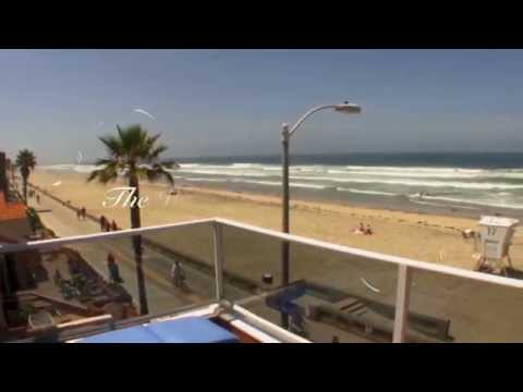 Mission Beach Ocean View Beach Penthouse House: Mitchell Wit