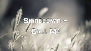 Shinedown - Call Me [Acoustic Cover.Lyrics.Karaoke]