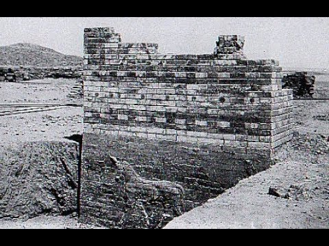 """FLAT EARTH BRITISH,The Fabricated Past ,""""The Gates Of Babylon"""".Istar Gate."""