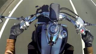 Trip to Live- Top Speed Drag Star 650 - YouTube