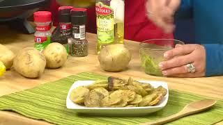 Wisconsin Potato and Vegetable Growers Association: grilled lemony dill potato salad