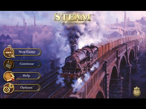 Steam™: Rails to Riches - Android Gameplay HD