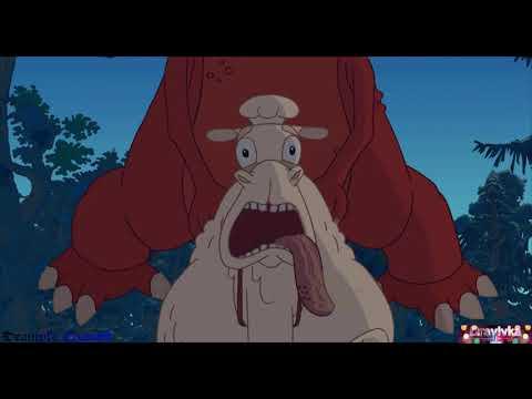 Змей Горыныч Оседлал Верблюда ... отрывок из мультфильма (Добрыня Никитич и Змей Горыныч)2006