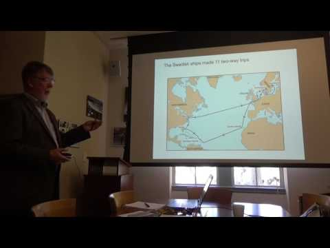 Ismo Söderling – Finnish Immigration to North America