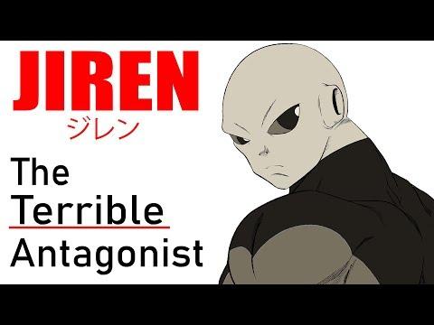 Jiren: The Terrible
