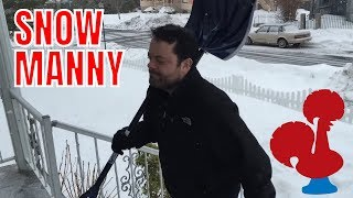 Snow Manny or: How the Portuguese Love to Negotiate