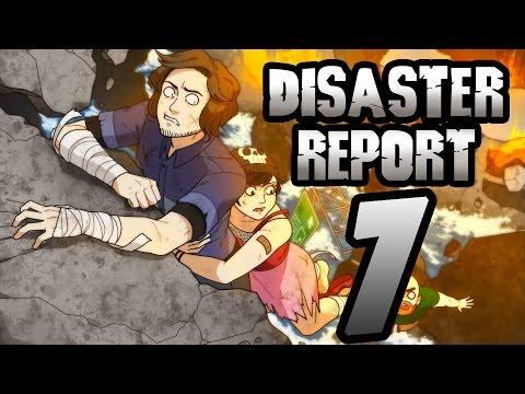 Super Best Friends Play Disaster Report (Part 7)