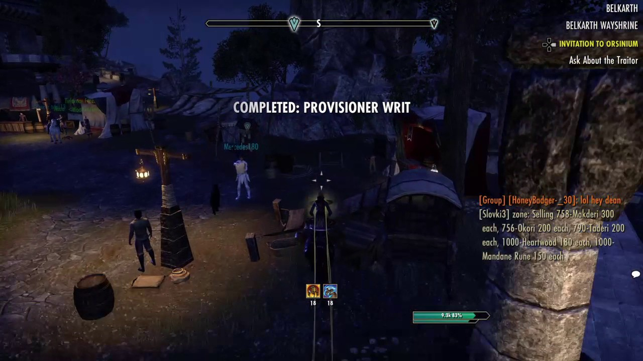 maxresdefault eso glitch today's writs not appearing after turning in old youtube,Writ Of Invitation