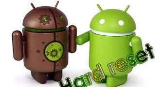 видео Делаем Android Hard Reset