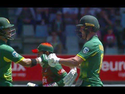 South Africa vs Bangladesh - 2nd ODI post match wrap