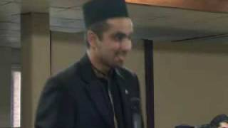 Huzoor's Meeting With Khuddam-ul-Ahmadiyya Students - Part 7