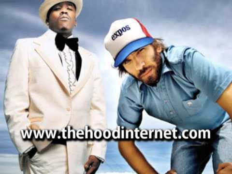 The Hood Internet - Blazin Kryptonite (Big Boi feat. Purple Ribbon All-Stars vs Ghislain Poirier)