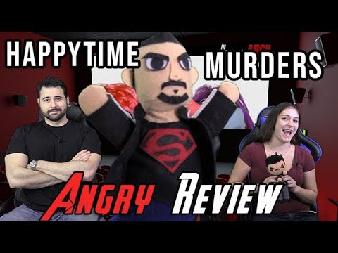 The Happytime Murders - Angry Movie Review