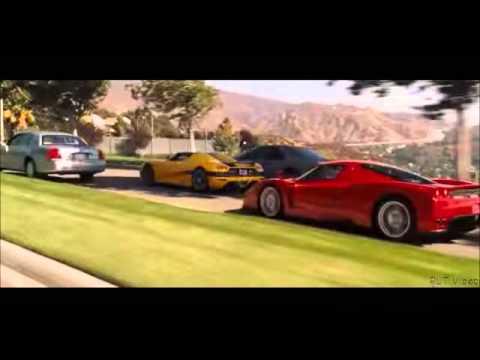 Trailer do filme RedLine - Velocidade Sem Limites