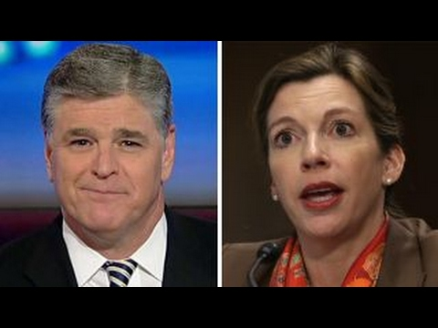 Hannity: Former Obama official is trying to change her tune