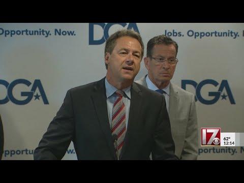 Montana Gov. Bullock Joins 2020 Democratic Presidential Race