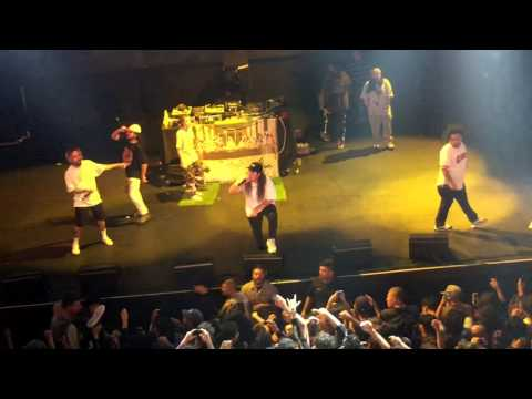 $uicideboy$ x Ramirez - Sarcophagus III (Live in LA, 11/6/2016)