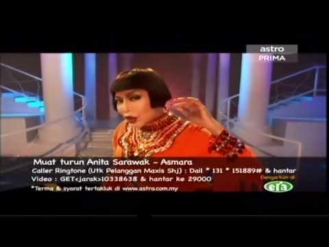 Anita Sarawak - Asmara 2010