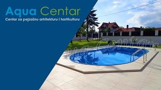 """Aqua Centar - Izgradnja bazena """"EKONOMIK"""" 8x4x1.5m, Zabrega(, 2016-12-17T18:15:09.000Z)"""