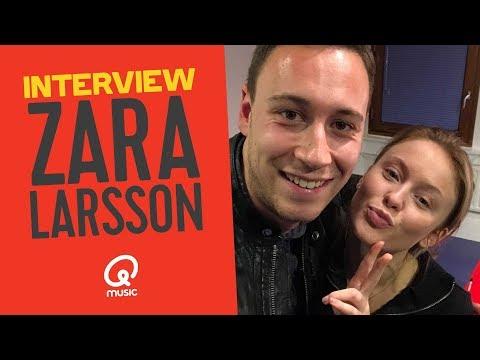 Zara Larsson kiest Nederlandse Songfestivalact // Kai Merckx