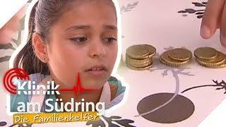 Nele (7) will Geld verdienen! Wieso will sie mehr Taschengeld verdienen | Die Familienhelfer | SAT.1